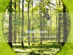 Forest Path Way Nature Powerpoint Templates Ppt Themes And Graphics ...