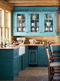 Turquoise Kitchen 20 Refreshing Blue Kitchen Design Ideas Rilane