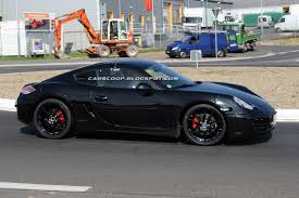 Photos Porsche Cayman S 3.4 PDK Black Edition (330 HP) | Allauto.biz