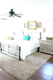 bedroom rug size beautiful rugs for ideas how to place area in g0