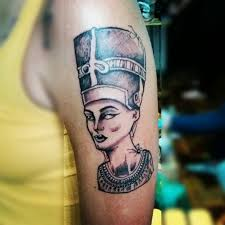 Nefertiti инстаграм фото