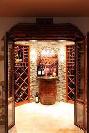 wine room ideas basement wine cellar idea