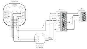ecobee wiring diagram 3 2 wire installation nest thermostat see how wiring diagram for nest thermostat e at Wiring Diagram For Nest Thermostat