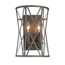 millennium lighting lakewood 2 light wall sconce in antique silver wall sconces wall lights