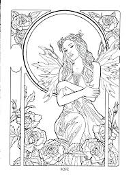 coloring pages draw a fairy coloring pages for kids fantasy coloring books for full sizes preschool photos of funny fantasy coloring pages on fairies