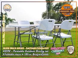outdoor dining sets foldable patio