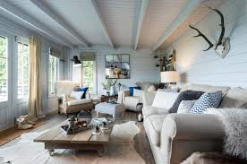 amelie white wash shabby chic country. Gold-Vibes-Only-Summer-House-Interior-Ideas Amelie White Wash Shabby Chic Country