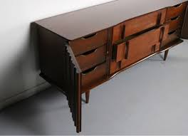 low profile tv console. Beautiful Console Low Profile Mid Century Modern TV Console By United Furniture Co Throughout Tv