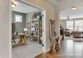 modern rustic office. Rustic Industrial Office Decor Study Reclaimed Wood Desk Rhpinterestcom Wonderful Interior Modern D