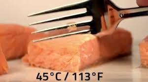 Salmon Sous Vide Chart How To Cook Fish Sous Vide Sansaire