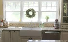 No Window Over Kitchen Sink Wonderful Ideas For Above Kitchen Sink With No Window 1600x1007