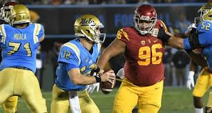 Usc Football Depth Chart 2019 Pre Spring Camp Projected