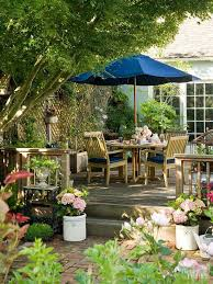 Small Deck Designs Backyard Style