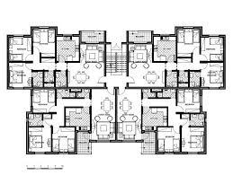 Apartment Building Plans Design New Decorating Design