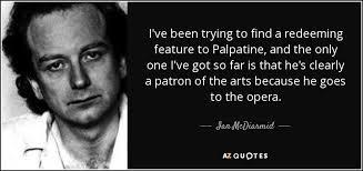 Palpatine Quotes Interesting Ian McDiarmid IanMcDiarmid Twitter