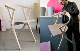 modern wood chair. Furniture Ideas - 14 Modern Wood Chairs For Your Dining Room // The Seat And Chair