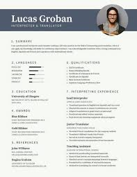 canva modern resume templates resume with photo awesome customize 734 modern resume templates