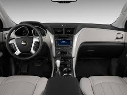 Image: 2011 Chevrolet Traverse FWD 4-door LTZ Dashboard, size ...