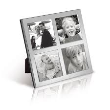 b4sq series contemporary classic style 4 aperture frame