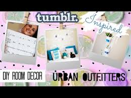 diy room decor 2015 urban outfitters tumblr inspired diy