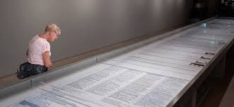 cornelia parker magna carta an embroidery whitworth art gallery