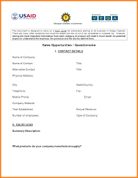 Business Profile Format sample profile format Cityesporaco 1