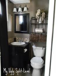 Half Bathroom Vanity Bathroom Small Half Bathroom Ideas On A Budget Modern Double
