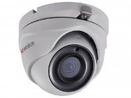 <b>HiWatch Камера</b> HD-TVI <b>DS</b>-<b>T203P</b>(<b>B</b>) (2.8 mm) 2Мп уличная ...