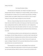linking works journal jim stevens schizophrenia julia alvarez  2 pages timed essay on killings example