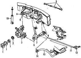 1995 dodge dakota parts 5 shown see all 8 part diagrams