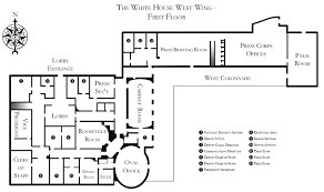 oval office floor plan. Wondrous Office Decor White House Floor Plan Oval Plan: Full Size L