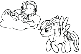 my little pony free coloring pages my little pony friendship is magic printable coloring pages many