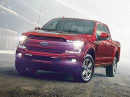 2018 Ford F-150 Interior Left - Photos - First Pictures: 2018 Ford F ...