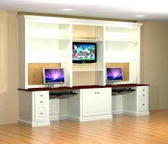 two desk home office. Two Sided Desk Full Image For Home Office Double P