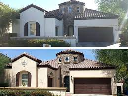 house painting chandler before and after exterior residential painting painting company house painting chandler az