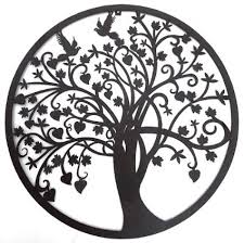 get quotations beautiful tree of life metal wall hanging sculptures garden art 24 inches 1301 on tree of life metal wall art sculptures with cheap wall art metal tree find wall art metal tree deals on line at