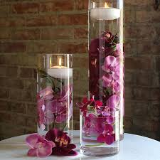 tall cylinder vases clear glass cylinder large tall trumpet glass vase for wedding centerpiece