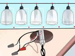 how to daisy chain lights