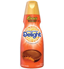 Add a delicious swirl of international delight coffee creamer to your coffee today! International Delight S Reese S Flavored Coffee Creamer Is A Dessert Lover S Dream