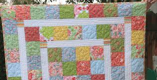 Super Quick and Easy Baby Quilt New Moms Will Love - Quilting Digest & Kelsie Baby Quilt Adamdwight.com