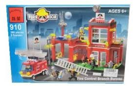 Отзывы <b>Enlighten Brick Пожарные</b> 910 <b>Пожарная</b> часть ...