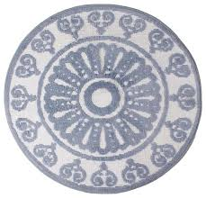 Bathroom Rugs Round Creditrestore Us