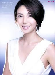 松嶋菜々子 Google 検索 Beautiful Female 女性のヘアスタイル