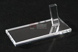Handgun Display Stand GK Tactical Thick Acrylic Pistol Display Stand Buy airsoft 29