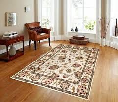 rugs area rugs carpets persian oriental floor large cream fl cool 5x7 rugs