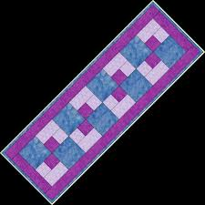 33 best table runner images on Pinterest | Quilting, Table runners ... & Quilted table runner patterns free easy | BOM Quilts -- Adamdwight.com
