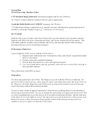 Cover Letter Proper Business Letter Format 2016 Professional