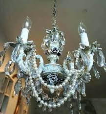 shabby chic crystal chandeliers shabby chic chandeliers for shabby chic chandeliers large size of