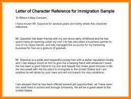 ins letter of recommendation good character letter for immigration filename reinadela selva