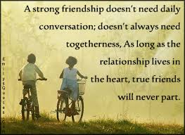 Quotes About Strong Friendship New 48 Great And Strong Friendship Quotes